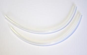 goma tubular silicona