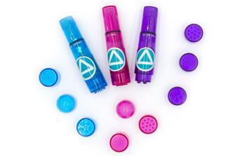 Estimuladores vibratorios y masajeadores